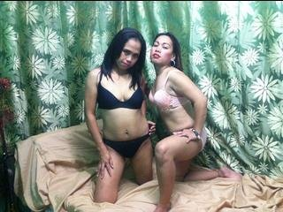 Pussylickers - We are two hot and sexy Asian girls who like to lick P*ssy and we want to show it to evryone so lets have some fun in our little room and come tell us your fantasie, maybe we can make it true for you!